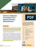 SIT en La Logística Portuaria Latinoamericana