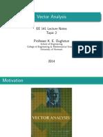 Topic 02 (VectorAnalysis)