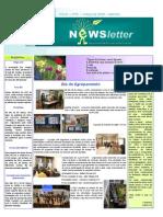 Newsletter Março 15