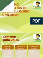 Childhood Disorders Short