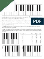 PL 3 Basic Major Chords