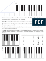 PL 3 Basic Major Chords