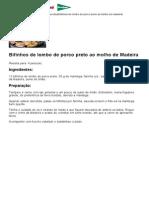 Bifinhos de lombo de porco preto ao molho de Madeira _ Apetece Supermercado El Corte Inglés.pdf