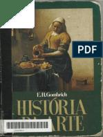 Historia Da Arte - E. H. Gombrich