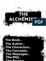 Book Review-The Alchemist