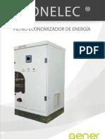 201504 Aener Energía Econelec Filtro Economizador de Energía