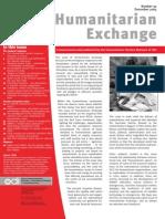 Humanitarian Exchange 032