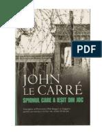John Le Carre - Spionul Care a Iesit Din Joc(v1.0)