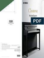 Clavinova Catalog FR2014