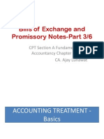 Bills of Exchange and Promissory Notes Part 3
