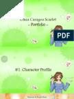 Oana Scarlet Caragea - Portfolio