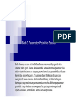 Bab 3 Parameter Petrofisik Batuan