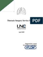 Thoracic Surgery Manual