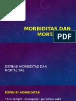 Morbiditas Dan Mortalitas