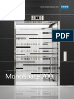 MonoSpace 700 Design Book- freight elevators
