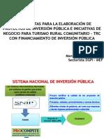 24 Herramientas Inversion Publica TRC