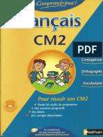 136368373 Francais CM2 Grammaire Conjugaison Orthographe Vocabulaire