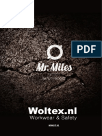 Mr.Miles -New Brand Safety Shoes Bij Woltex