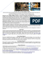 Jumaa Prayer Bulletin April 24, 2015