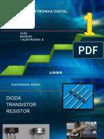 Tugas Elektronika Digital
