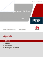 G OMCR Operation Guide 20081201