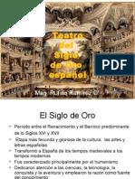 Teatro Del Siglo de Oro Español