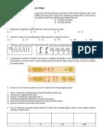 Exercicios Sobre Sistemas de Numerac3a7c3a3o Antigos