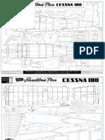 Kit - Graupner Cessna 180