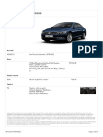 Noul Passat Comfortline 2.0 TDI DSG