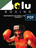 Catalogo MoluBoxing 2015