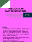 Perdarahan Gastrointestinal