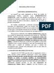 ORGANIZAÇÕES SOCIAIS(Trabalhos Escritos)