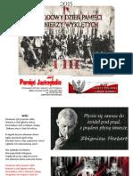żołnierze NIEZŁOMNI-WYKLĘCI walczący z komunizmem sowieckim w latach 1944-1963