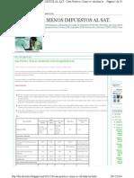 Caso Practico - Como Se Calculas Las Cuotas IMSS