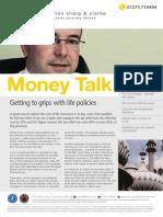 Hilton Sharp Clarke Financial Services Money Talk Summer 2014