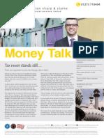 Hilton Sharp Clarke Financial Services Money Talk Spring 2015