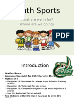 Youth Sports No Videos