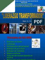 1. Liderazgo Transformador