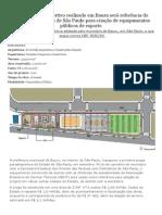Projeto paradesportivo