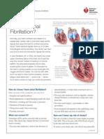 afib info sheet