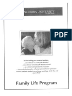 family life packet