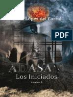 ADASAM. Los Iniciados - Oscar Lopez Del Corral