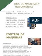 Control de Máquinas