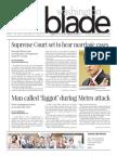 Washingtonblade.com, Volume 46, Issue 17, April 24, 2015