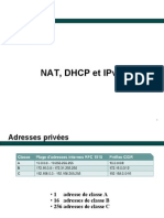 Nat, Dhcp Et Ipv6