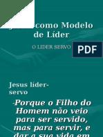 Jesus Como Modelo Lider