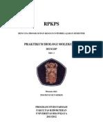 RPKPS Praktikum Biologi Molekular