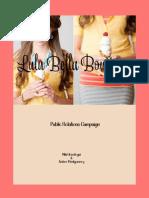 Lulu Bella Pr Book
