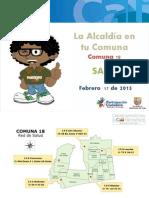 Salud Alcaldia en Tu Barrio Comuna 18 Definitiva