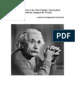 The Power of Albert Einstein's Theory of Relativity